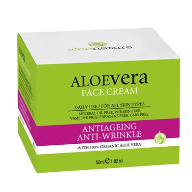 Antiageing Cream Aloe