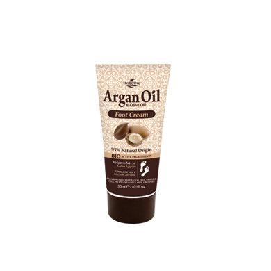 Argan Oil Olive oil Foot Cream Mini
