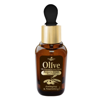 Beauty Elixir Face Olive Oil Antiaging & Nourishing