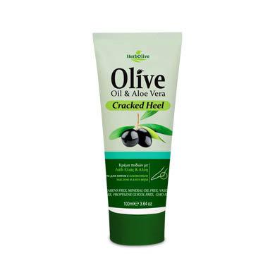 Olove oil Aloe vera Foot Cracked Heel
