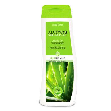 Shower Gel with Aloe