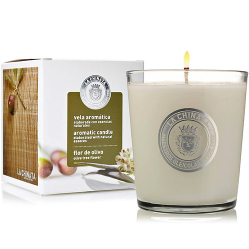 Olive Scented Candle