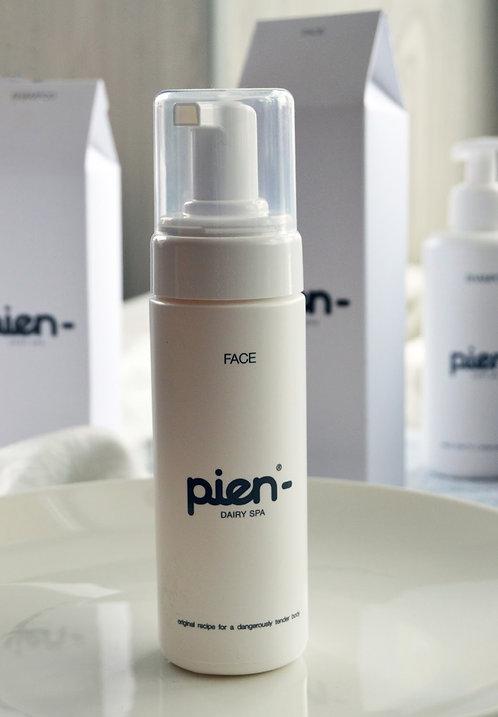 Natural face cleansing foam Pien SPA