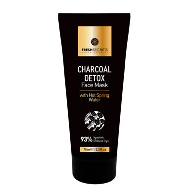 Face Mask Detox With Charcoal