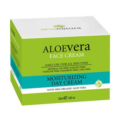Aloe Moisturizing Day Cream