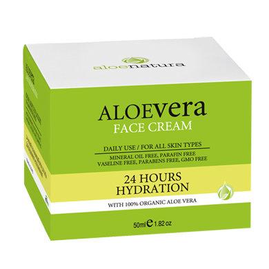 24 Hours Cream Aloe