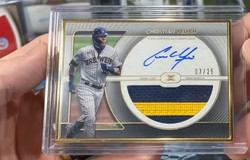 yelich patch auto to 25