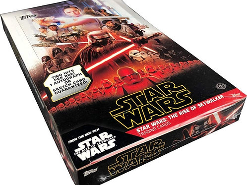 Personal Rip - Star Wars: Rise of Skywalker Hobby Box