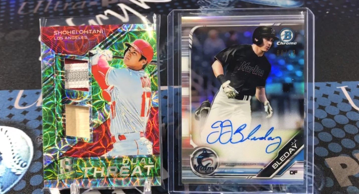 Bleday Variation Autograph