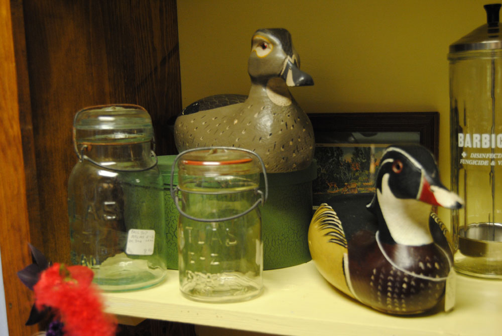 Decoys and Collectibles