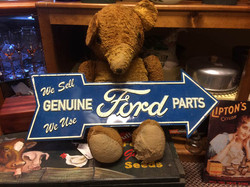 Vintage Signs and Collectibles