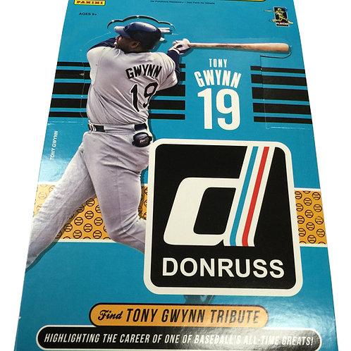 Personal Rip 2015 Donruss Baseball Box