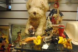 Antique Steiff and Mohair Teddy Bear