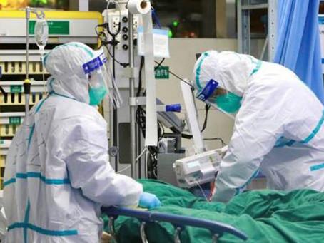 Covid-19: Brasil registra 716 mortes em 24 horas, diz consórcio