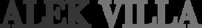 Alek Villa Logo simple.png