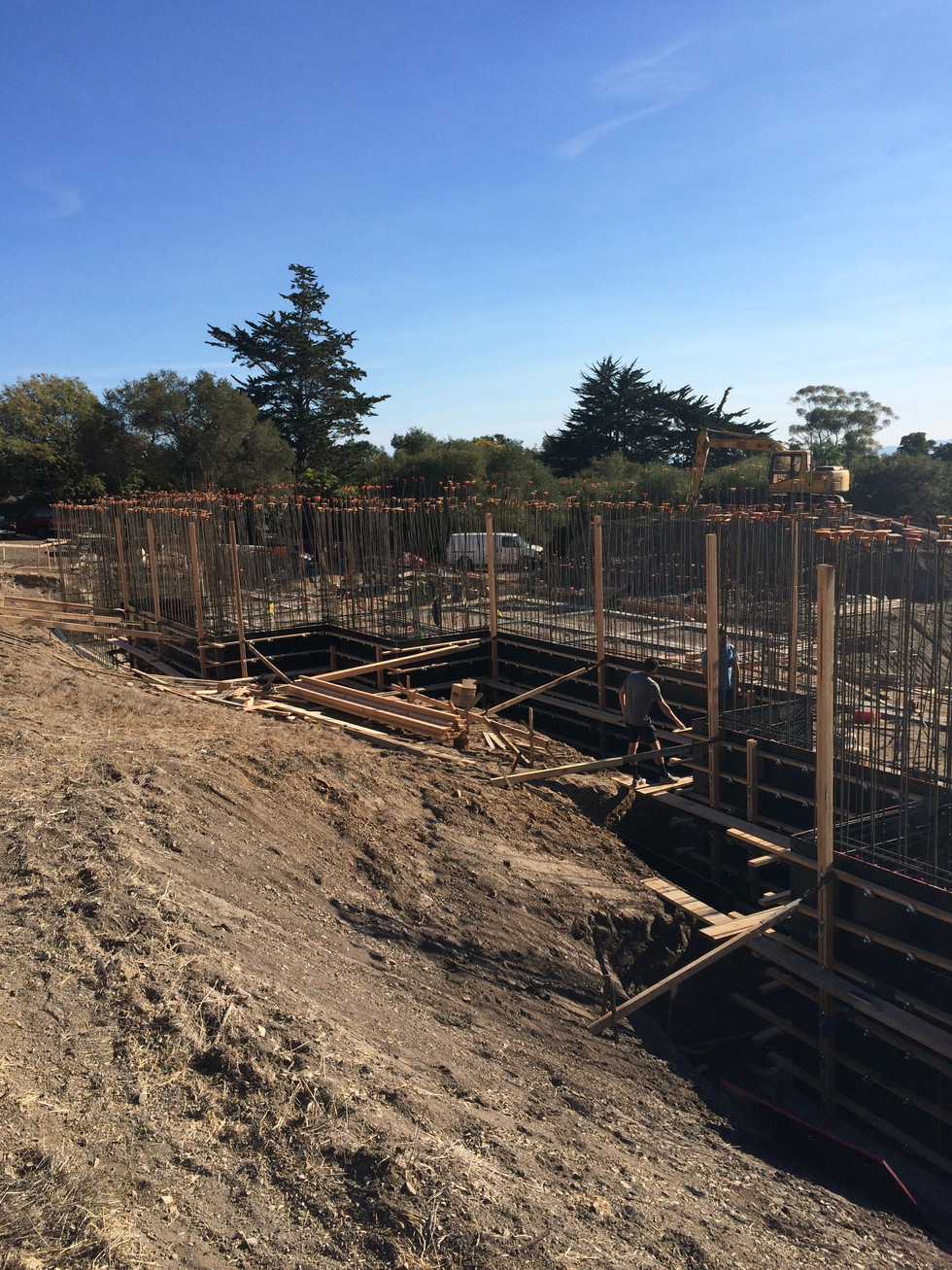 LA LADERA RESIDENCE - construction update