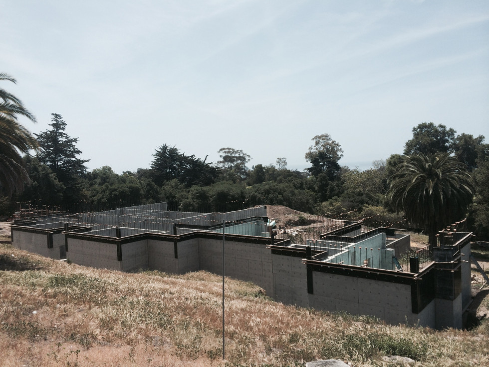 LA LADERA RESIDENCE -- Construction Update