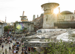 VIDEO: Opening Day of Star Wars: Galaxy's Edge!