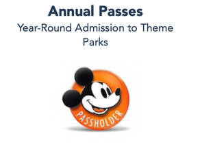 Price Increase for Walt Disney World Annual Passes