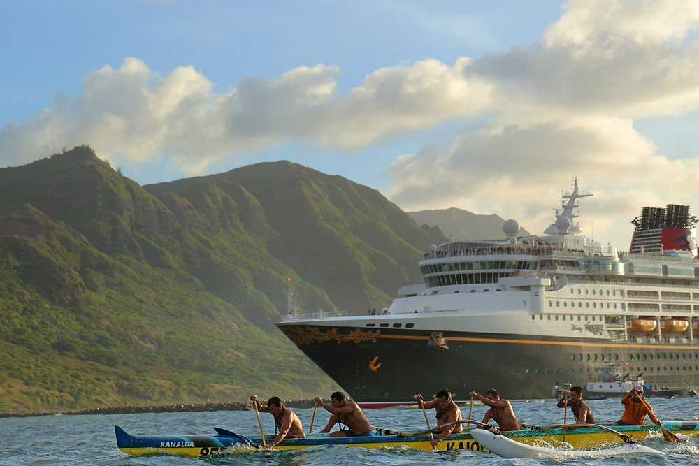 Disney Wonder will return to Hawaii in early 2020
