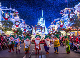 Mickey's Very Merry Christmas Party & Candlelight Processional at EPCOT Cancelled for 2020