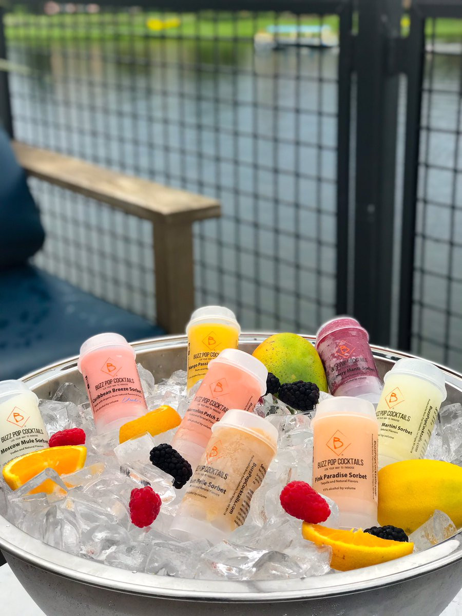 Adult Push Pops Now Available at Paddlefish at Disney Springs
