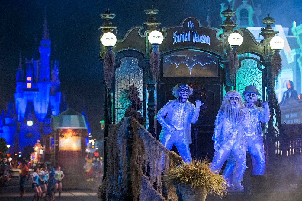 Top Five Must Do's at Mickey's Not-So-Scary Halloween Party