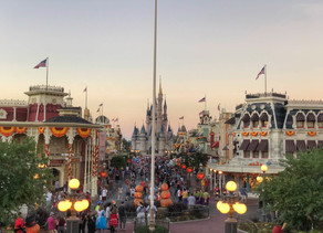 Walt Disney World Expected to See Crowds This Labor Day Weekend