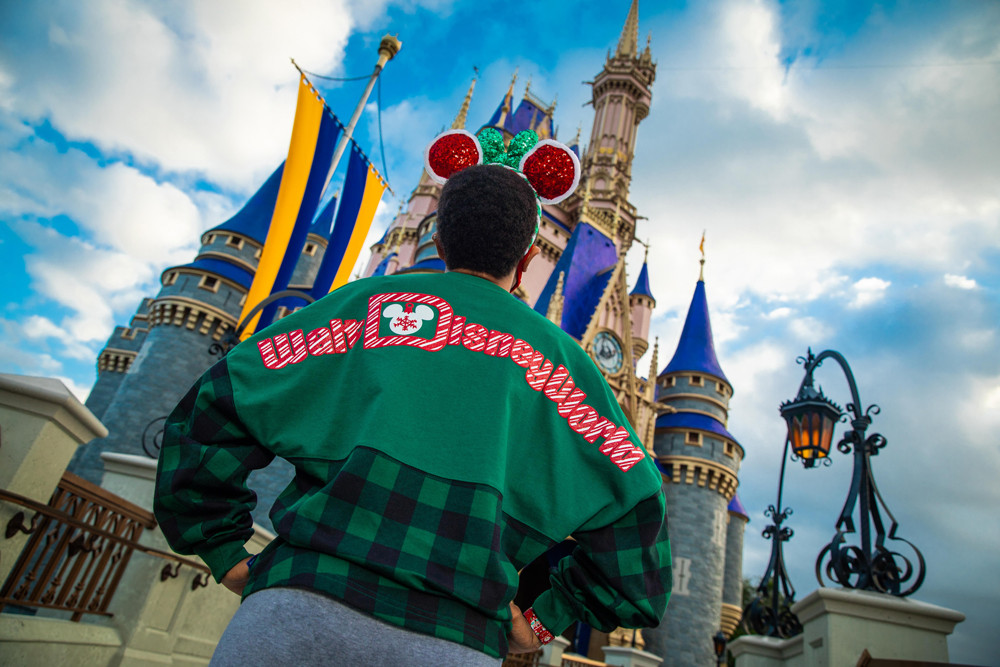 Merry Merchandise Coming to Disney Parks!