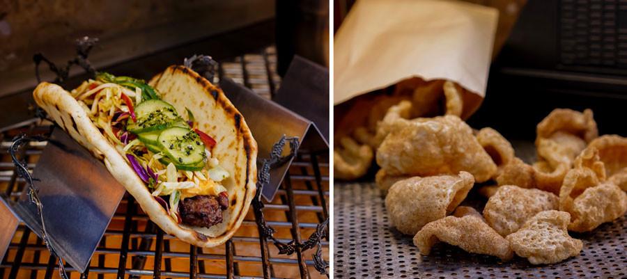 New Intergalactic Food at Star Wars: Galaxy's Edge at Disneyland Resort