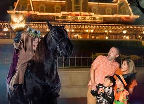 Photo Opportunities During Mickey's Not-So-Scary Halloween Party