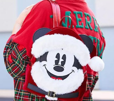 New Holiday Merchandise Now Available at Disney Parks!
