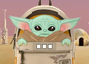 New Baby Yoda Loungefly Revealed!