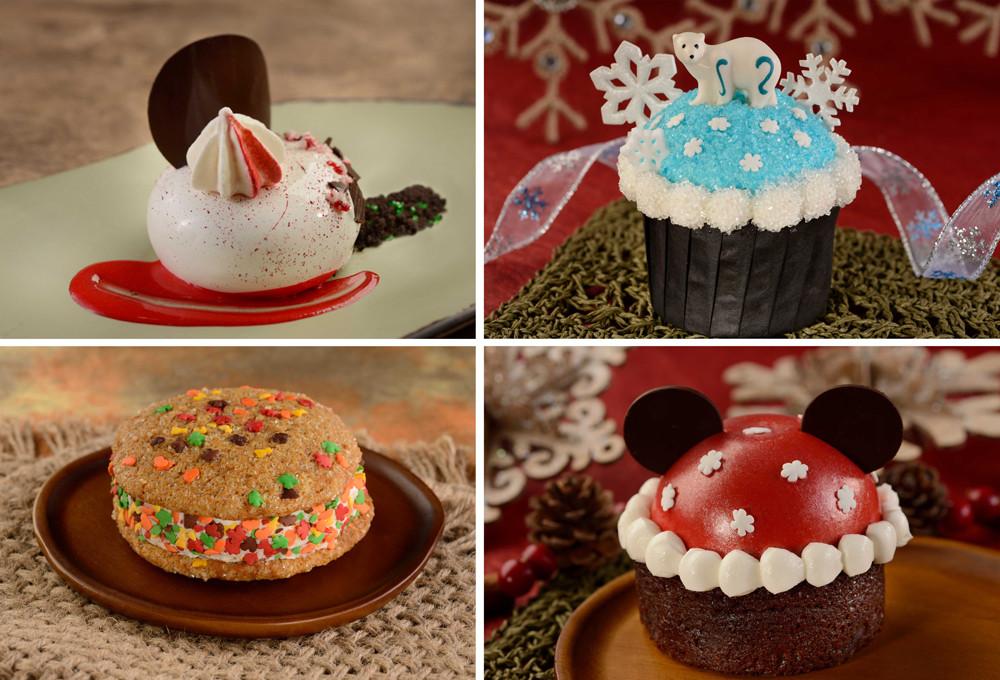 Tasty Holiday Treats at Walt Disney World Parks!