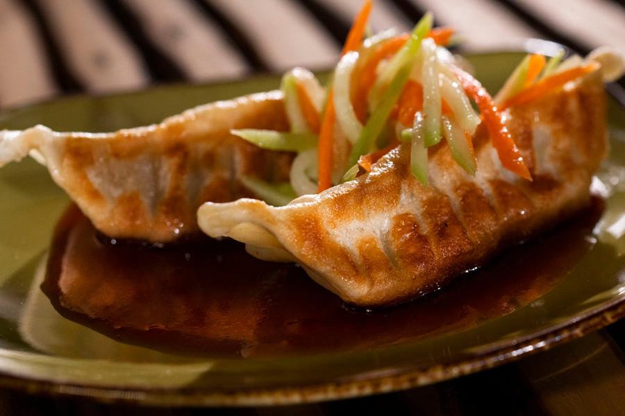 Epcot Food & Wine China Chicken Dumplings