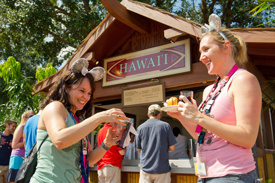 Get Ready to Eat - Only 3 Months Until the Epcot International Food & Wine Festival!