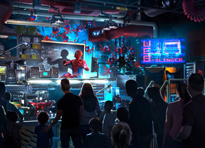 Name and New Details Revealed About the Spider-Man Attraction Coming to Avengers Campus