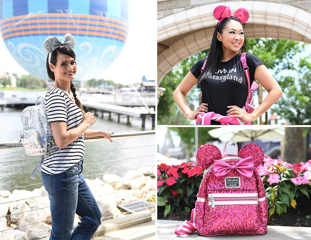 Imagination Pink and Magic Mirror Metallic Merchandise Coming to Disney Parks
