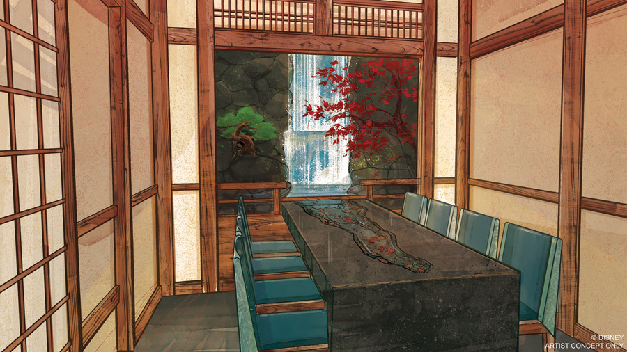 New Japanese Restaurant Coming to Epcot! Takumi-Tei to Open Summer 2019