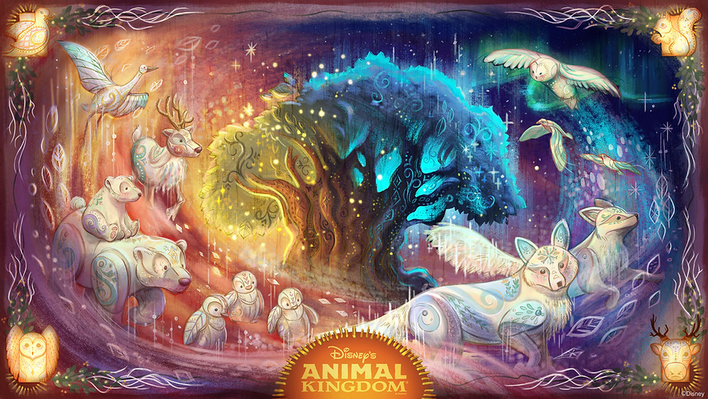 A New Holiday Experience is Coming to Disney's Animal Kingdom