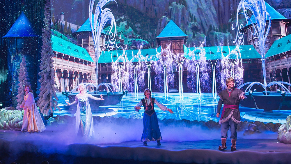 Entertainment Experiences at Disney's Hollywood Studios