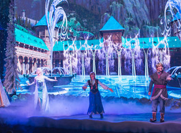 For the First Time in Forever: A Frozen Sing-Along Celebration Returning to Hollywood Studios