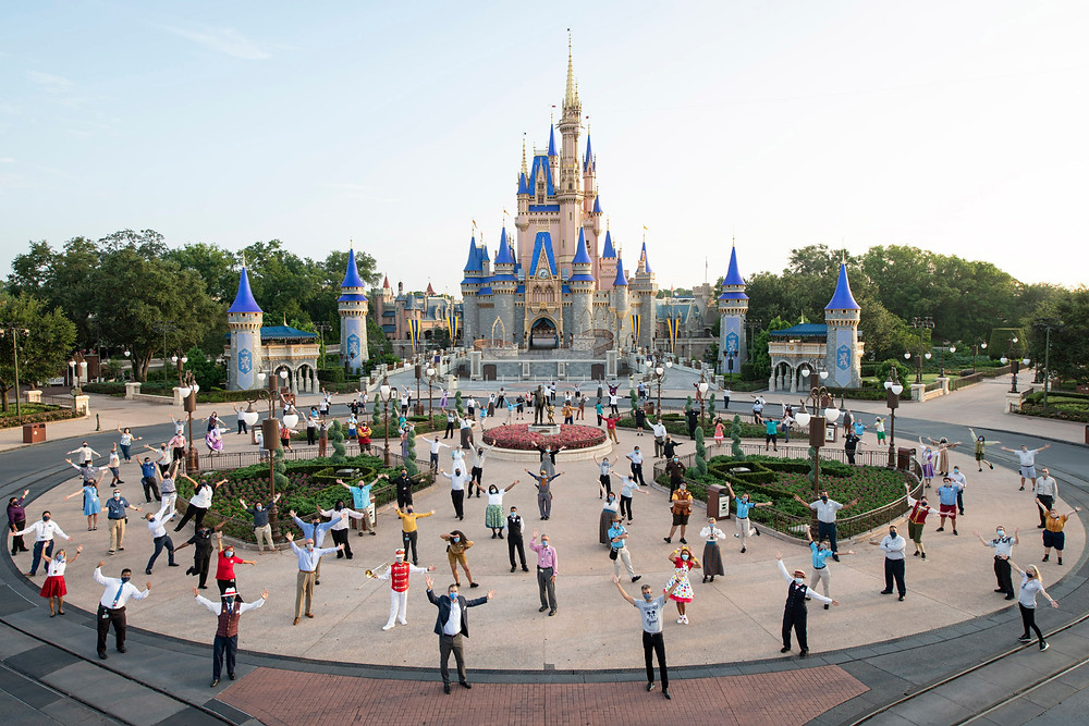 Today is the Day!  Magic Kingdom Park and Disney's Animal Kingdom Theme Park Reopen Today!