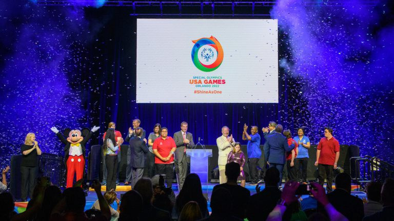 Walt Disney World Resort to Serve as Official Host of 2022 Special Olympics USA Games