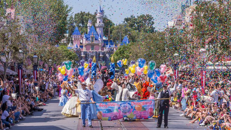 Disneyland Celebrates 64 Years!!