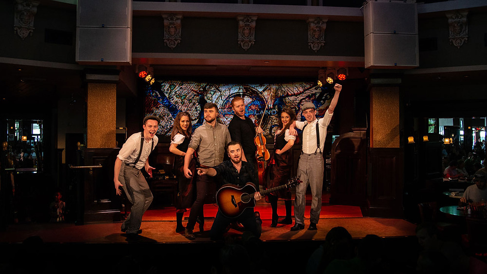 The Great Irish Hooley Returns to Raglan Road at Disney Springs This Labor Day Weekend