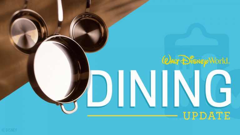 Advanced Dining Reservations Now Available for ALL Guests