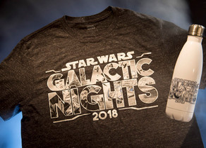 Star Wars: Galactic Nights Exclusive Merchandise and Special Appearances