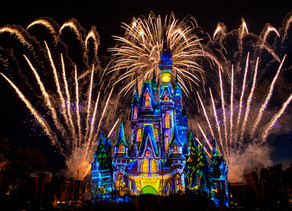Watch the Replay of the New 'Disney's Not So Spooky Spectacular' Fireworks Show at Magic Kingdom