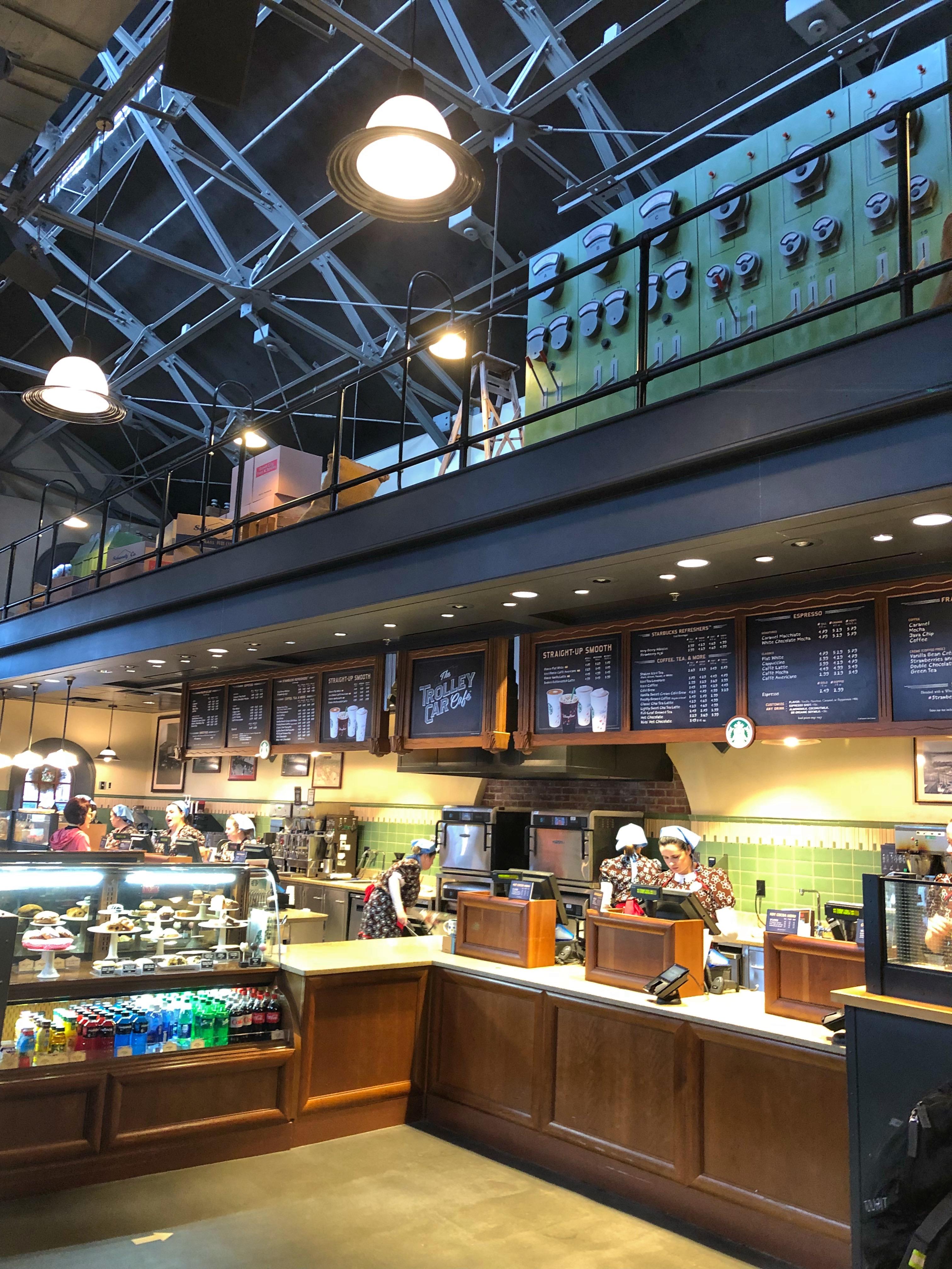 Trolley Cafe